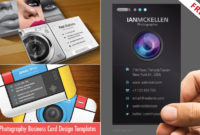 10 Business Card Design Templates For Photographers For Free Business Card Templates For Photographers