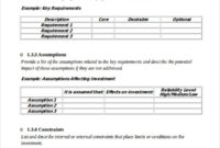 10 Business Case Templates Free Sample Example Format Pertaining To Writing Business Cases Template