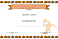10 Certificate Of Championship Template Designs Free For Free Basketball Tournament Certificate Template