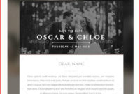 11 Email Invitation Designs Examples Psd Ai Word With Regard To Save The Date Business Event Templates