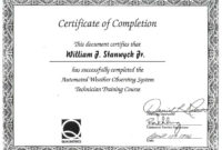 13 Certificate Of Completion Templates Excel Pdf Formats Pertaining To Free Microsoft Office Certificate Templates Free