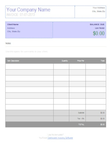14 Free Construction Invoice Templates Google Docs With Regard To Free Construction Business Plan Template