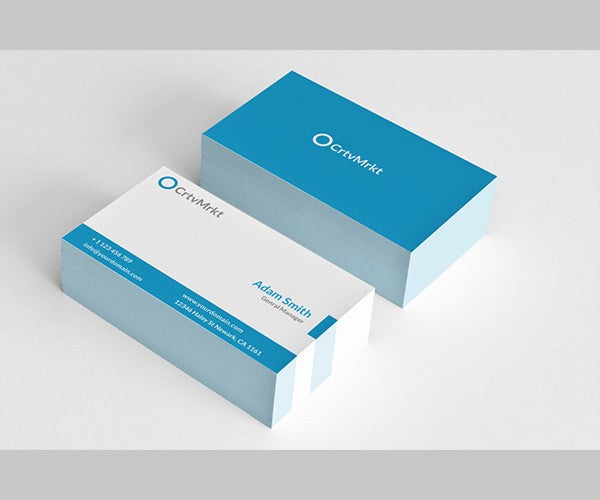 17 Best Cheap Double Sided Business Card Templates Ai Regarding 2 Sided Business Card Template Word