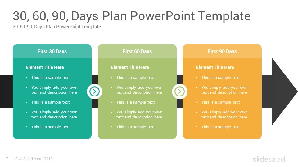 30 60 90 Business Plan Template Ppt Inside 30 60 90 Business Plan Template Ppt