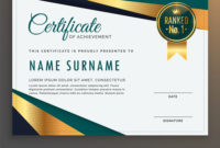 30 Top For High Resolution Blank Certificate Design Throughout High Resolution Certificate Template