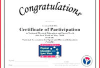 5 Student Achievement Certificates Templates 10755 Pertaining To Best First Place Certificate Template