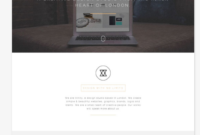 50 One Page Website Templates For Your Business Small Regarding One Page Business Website Template