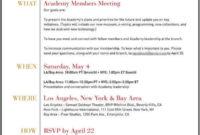 52 Meeting Invitation Designs Free Premium Templates In Free Email Template For Meeting Invitation