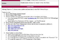 9 Free Sample Basic Meeting Agenda Templates Printable For Awesome Agenda For A Meeting Template