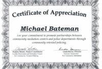 Appreciationawardcertificatespdfdownload Regarding In Appreciation Certificate Templates