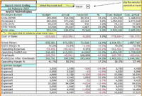Bookkeeping Excel Spreadsheet Template — Excelxo Throughout Bookkeeping Templates For Small Business Excel