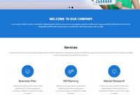 Business Responsive Html Web Template Free Download Bolela With Regard To Estimation Responsive Business Html Template Free Download