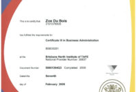 Certificate Business Administration Certificates With Best Fishing Certificates Top 7 Template Designs 2019