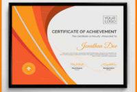 Certificate Format Certificates Templates Free Regarding 10 Sportsmanship Certificate Templates Free