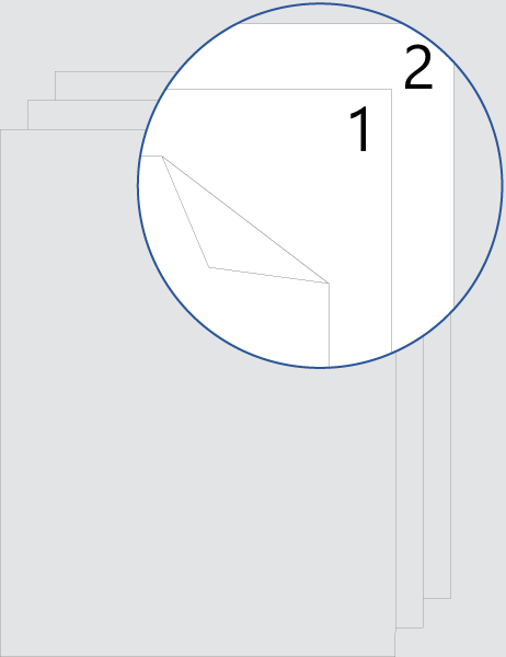 Chapter Page Numbering Regarding Best Agenda Template With Roman Numerals