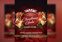 Christmas Flyer Templates Archives Flyerthemes Regarding Save The Date Business Event Templates