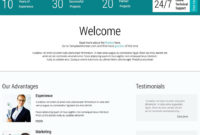 Consulting Firm Free Html Template Free Templates Online Within Estimation Responsive Business Html Template Free Download