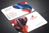 Creative Business Card Corporate Identity Template 96859 With Regard To Photoshop Cs6 Business Card Template