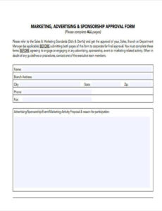 Free 11 Advertising Proposal Form Samples In Word Apple Pertaining To Advertising Proposal Template
