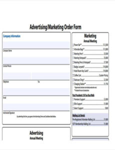 Free 11 Advertising Proposal Forms In Ms Word Pages Pdf Within Awesome Advertising Proposal Template