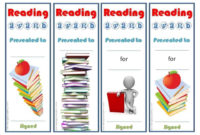 Free Editable Reading Certificate Templates Instant Download Within Amazing Reading Achievement Certificate Templates