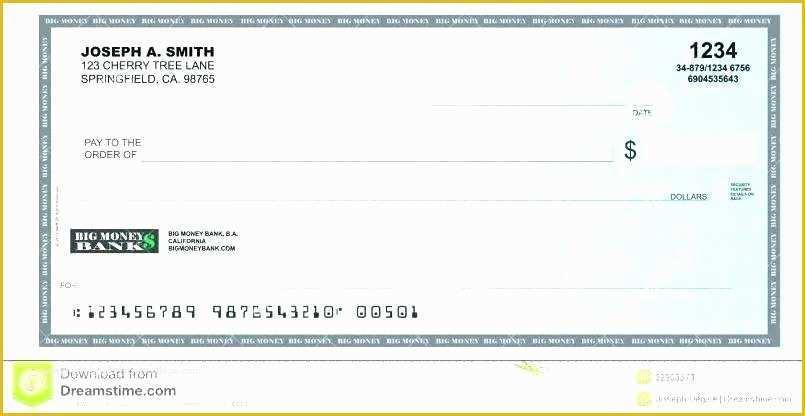 Free Giant Check Template Download Of Free Printable Big Regarding Printable Presentation Check Template