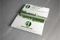 Free Nursing Business Card Templates Williamsonga With Regard To Lawn Care Business Cards Templates Free