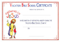 Free Printable School Certificates Templates Free Printable For Printable Vbs Certificates Free