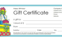 Gift Certificate Template Publisher Atlantaauctionco Intended For Quality Gift Certificate Template Publisher