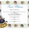 Good Behavior Certificate Printable Certificate Intended For Amazing Good Behaviour Certificate Templates
