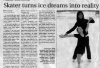 Ice Dreams Skating Academy Canada Talents Intended For Best Ice Skating Certificates