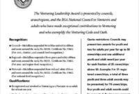 Leadership Award Templates 11 Pdf Word Psd Documents Inside Student Leadership Certificate Template