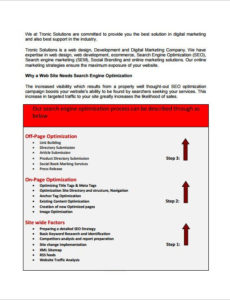 Marketing Proposal Template 34 Free Sample Example Within Advertising Proposal Template