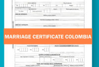 Marriage Certificate Translation 20 Pp Delivery Same Day Throughout Marriage Certificate Translation Template