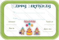 Printable Build A Bear Certificate Printabletemplates Intended For Build A Bear Birth Certificate Template