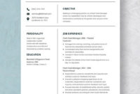 Restaurant Manager Resume Template 10 Free Word Pdf In Restaurant Managers Log Template