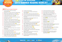 The Ultimate Reading List For Kids Ages 68 Rockin Mama™ For Quality Summer Reading Certificate Printable