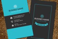Unique Business Card Template For Photoshop Offers Within Business Card Size Template Photoshop