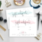 Watercolor Gift Voucher Template Printable Elegant Gift Intended For Free Elegant Gift Certificate Template