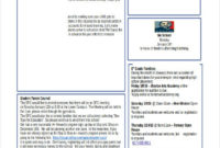 Word Newsletter Template 31 Free Printable Microsoft Within Free Business Newsletter Templates For Microsoft Word